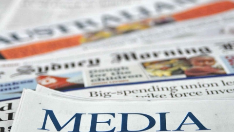 "Print media burdened with higher input cost; government chants ""Make in India"" mantra"