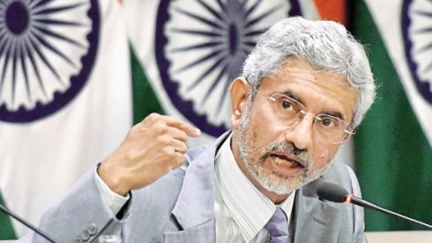 Jaishankar defends communication blockade in Kashmir