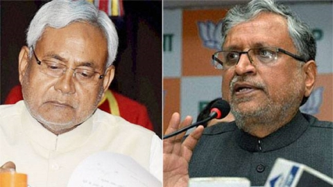 BJP and Janata Dal (United) in war of words over NRC in Bihar