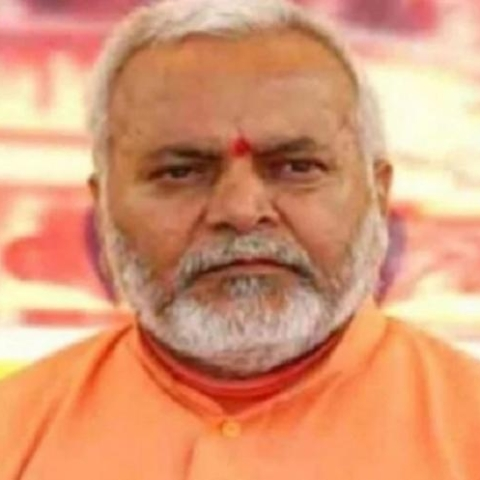 BJP leader Swami Chinmayanand (PTI file photo)