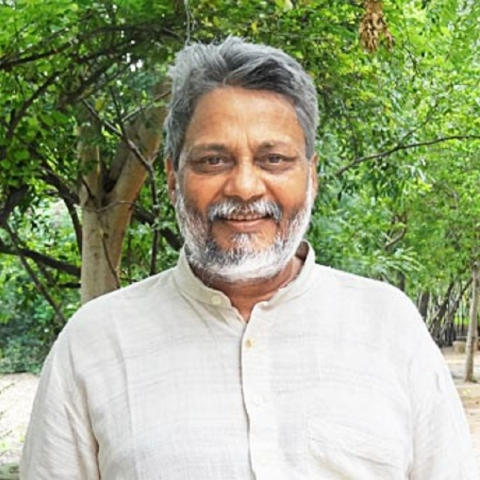 Water conservationist Rajendra Singh (Photo courtesy: Social media)