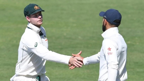 Steve Smith overtakes Kohli to reach number one spot in ICC