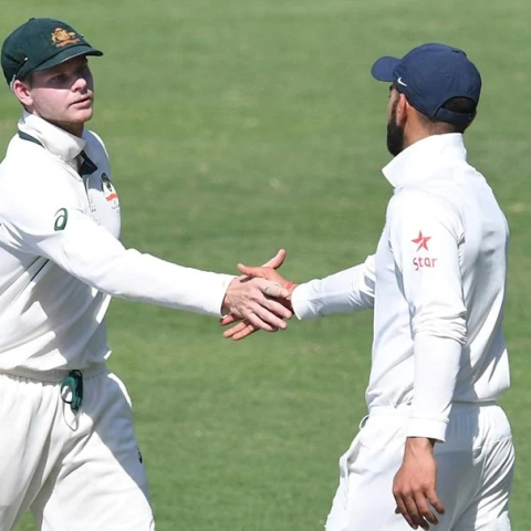 Steve Smith overtakes Kohli to reach number one spot in ICC Test Ranking