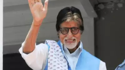 Amitabh Bachchan to be honoured with Dada Sahab Phalke award