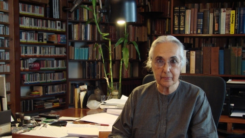 Prof Romila Thapar is the recipient of Kluge Prize in History, an equivalent of Nobel Prize.