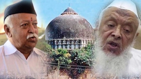 Meeting of Maulana Madani and Mohan Bhagwat, the Jamiat and the RSS chiefs, sets cat among the pigeons