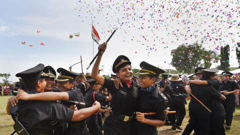 September 7: Delhi and beyond, in      pictures