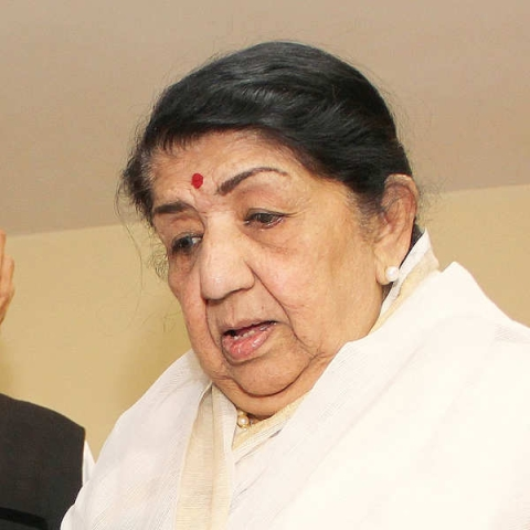 Lata Mangeshkar (file photo).