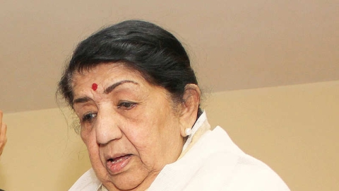 The 'Nightingale' Lataji is getting better, expected home in next 48 hours