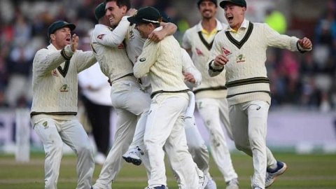 Australia retains Ashes after beating England in 4th test
