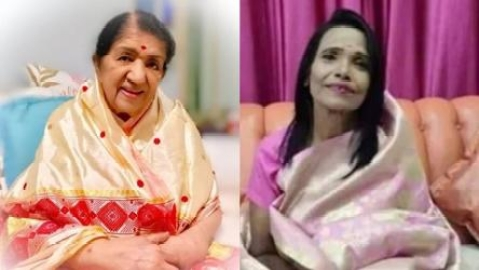 Lata  could have been more gracious: Fans on her reaction to Ranu Mondal