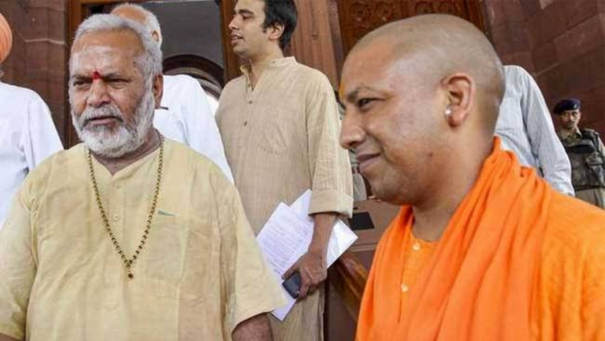 Is BJP truthful devotee of Swami Chinmayanand?