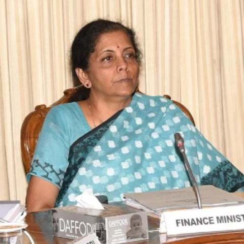 Finance Minister Nirmala Sitharaman, in panic, is barking up the wrong tree