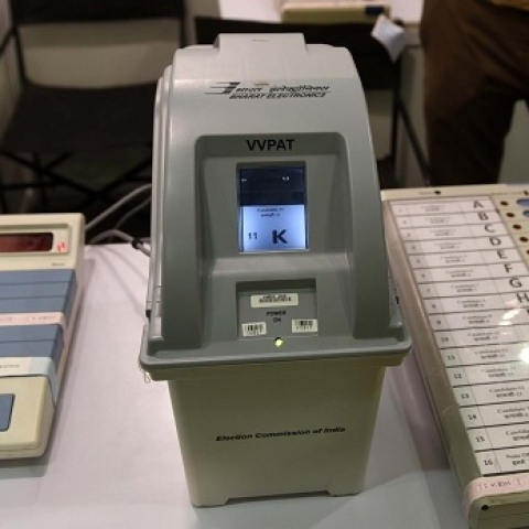 VVPAT has actually made election rigging possible, says IAS Kannan Gopinathan