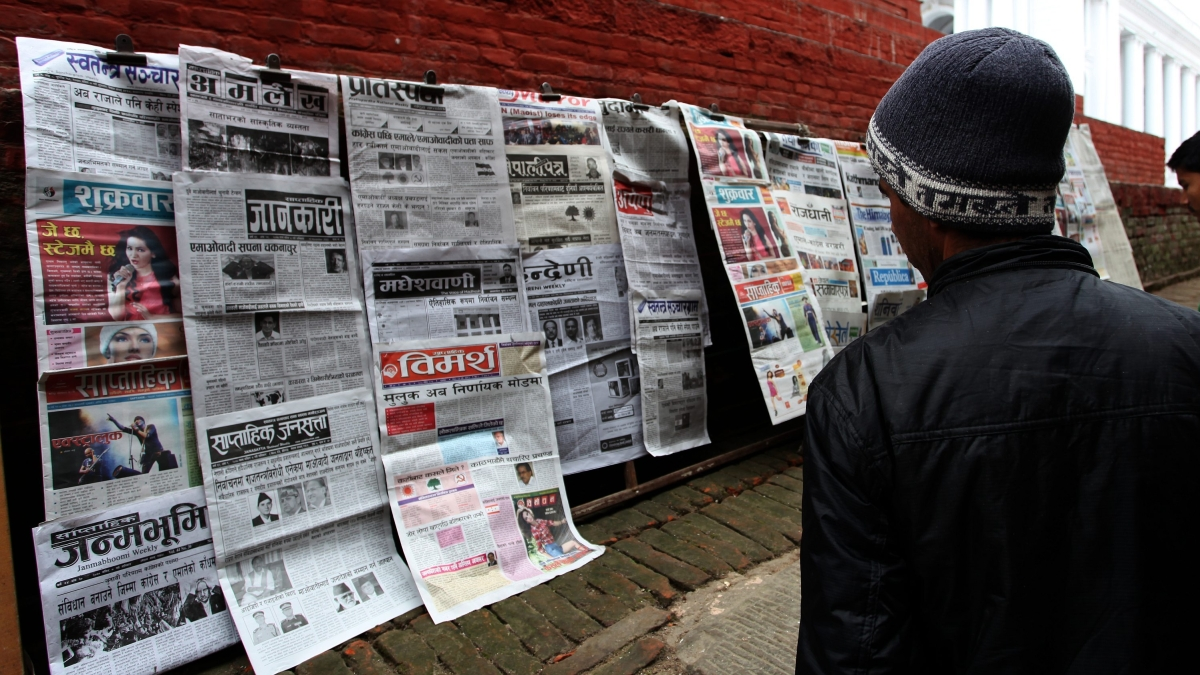Govt spending more on ads in Hindi newspapers