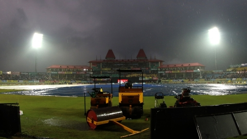 LIVE News Updates: First India vs South Africa T-20 match called off