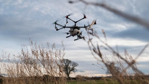 NEC plans to deliver emergency medicines through drones