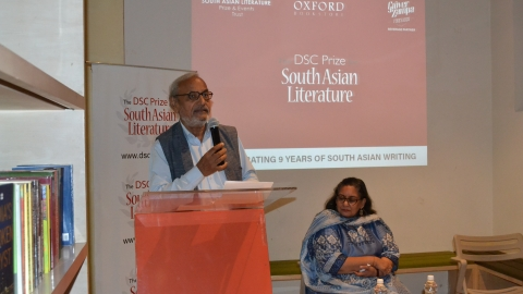 Longlist announced for the DSC Prize for South Asian literature 2019