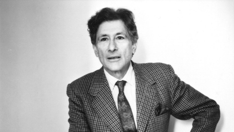 Remembering Edward Said, the author of Orientalism