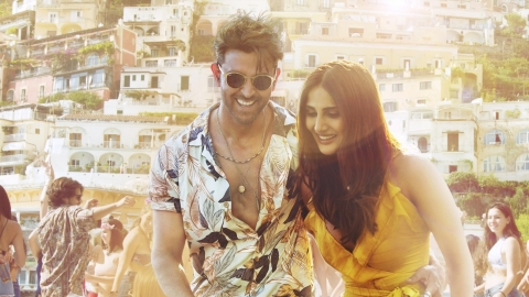 'Hrithik, Vaani pair brings freshness on screen'