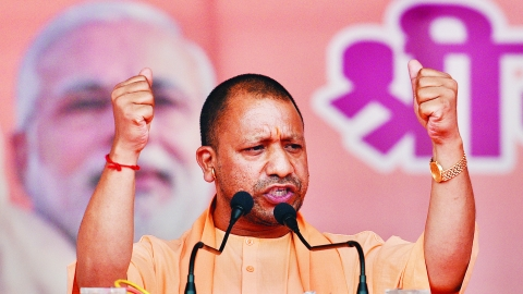 Yogi Adityanath talks of vitality of communication to Kashmiri students as Kashmir enters 53rd day of blockade
