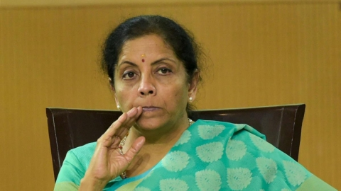 Congress says FM Sitharaman clueless, steps to boost economy 'cosmetic'