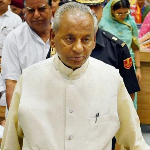 BJP leader Kalyan Singh (file photo).