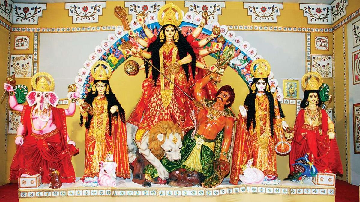 Shubho Mahalya! Has Durga Puja become a reality show?