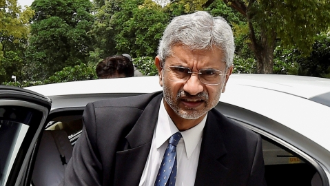 """Don't misinterpret PM Modi's Trump Sarkar comment,"" says External Affairs Minister S Jaishankar"