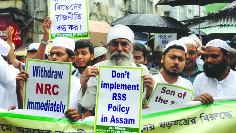 NRC may be religion-blind but  Muslims in Assam  feel they are being singled out and persecuted