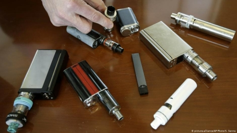 Ban on E-cigarettes indicts tobacco industry for promoting cancer