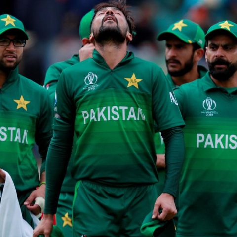 'No biryani or sweets for Pakistani cricketers'