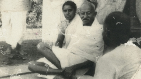 Gandhi's five trips to Kerala
