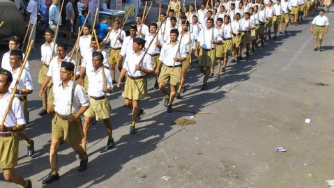 Sangh Parivar distorting definition of Nationhood