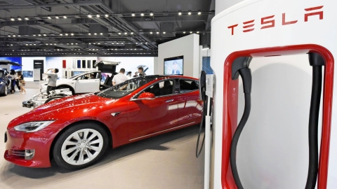 Tesla, US EV manufacturer, builds first overseas plant in China