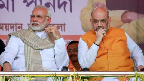 With Modi as its 'best friend', Congress looks forward to a brighter future