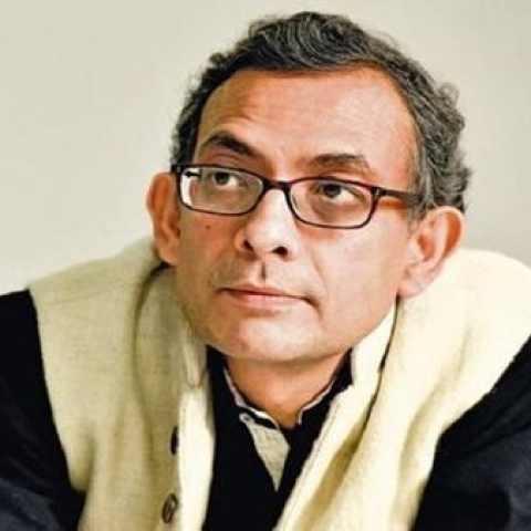 Professor Abhijit Banerjee (social media)