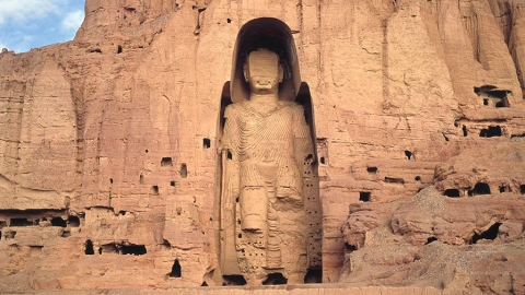 In a 360 degree policy turn, Taliban partners with US to restore Buddhist artefacts