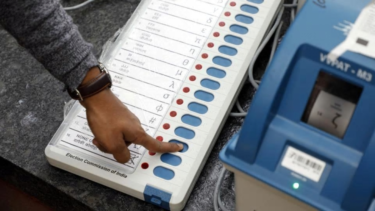 Why EVMs always 'malfunction' in favour of the BJP?