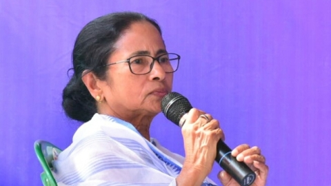 No detention centres coming up in West Bengal: Mamata Banerjee