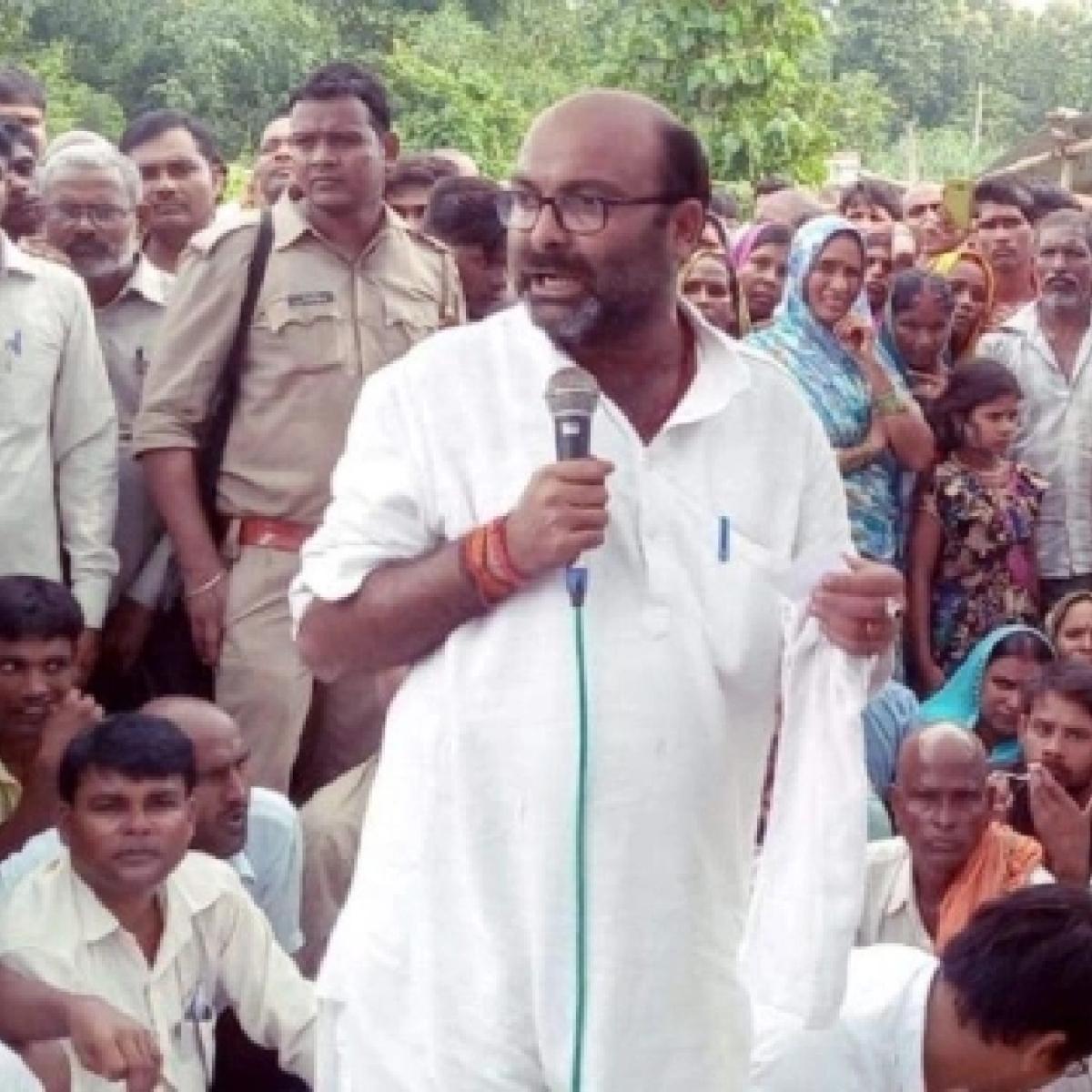 Ajay Kumar Lallu (File photo)