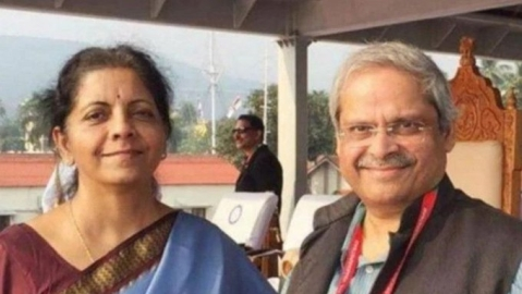 'Embrace Manmohan's economic model,' says husband, Nirmala responds, Twitterati react too