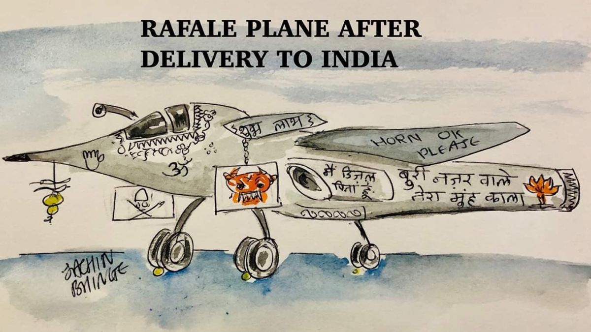 Trending on Twitter: Rafale jets, Jio and the World Mental Health day
