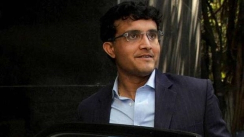 'Will run BCCI the way I led India,' Sourav Ganguly promises corruption-free tenure