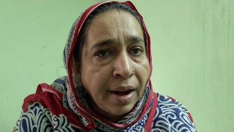 I am demanding nothing else but my son, says Najeeb's mother