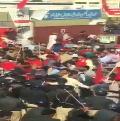 LIVE News Updates: Two dead & several injured as police lathi-charged protesters in Muzaffarabad