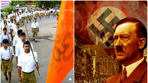 BBC reminds the world of Hitler's horrors on Mahatma Gandhi's 150th birth anniversary