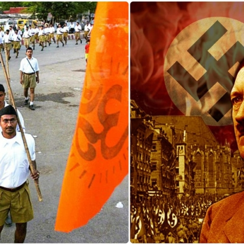 RSS and Hitler