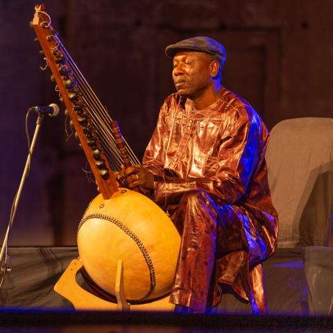 In conversation with Kora player Ballaké Sissoko