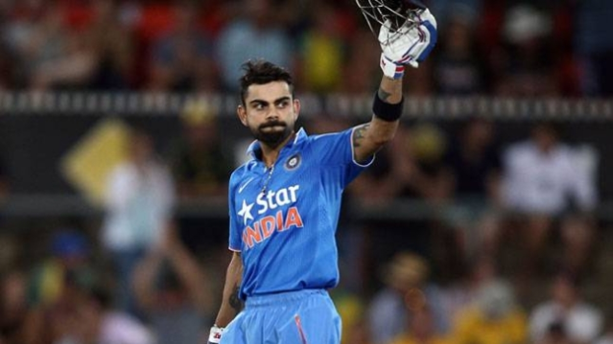Indian Skipper Virat Kohli (Photo courtesy: social media)